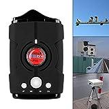 détecteurs de radar pour voitures , Maso GPS/Radar/Laser/détecteur de vitesse Piège à 360degrés 16Band V8Police Safe voix Alerte Laser, City/Highway Mode détecteur de radar