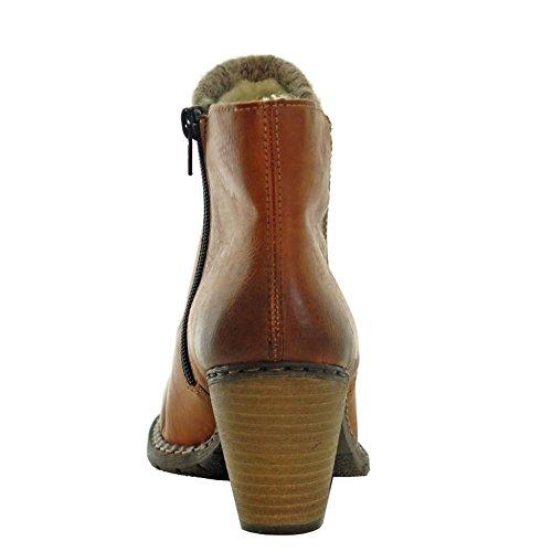 Rieker Woman Boot Brown *