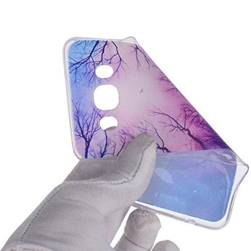 WYSTORE TPU Silicone Case for Samsung Galaxy J5 (2016) SM - J510 Gel Rubber Cover Soft Flexible Shell Bumper Smooth Lightweight Skin Ultra Thin Shell Creative Design Sleeve Anti-Scratch Anti-Shock Cov A6