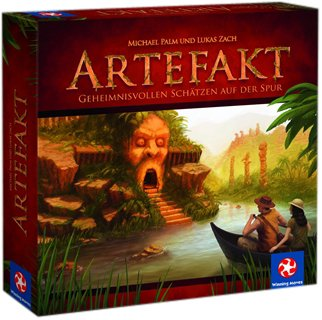 Winning Moves 20868 - Artefakt