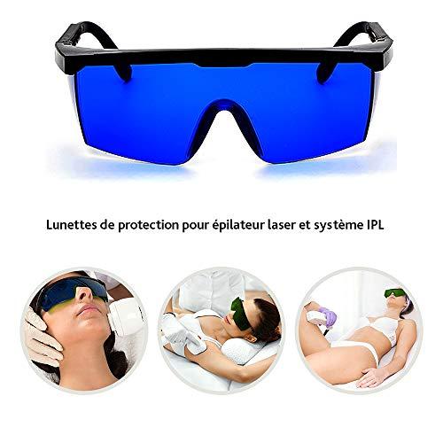 Schutzbrille IPL Fotochimici Impulso-Occhial UV-Schutz Laser blau