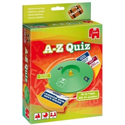 Preisvergleich Produktbild Jumbo 12760 - A-Z Quiz