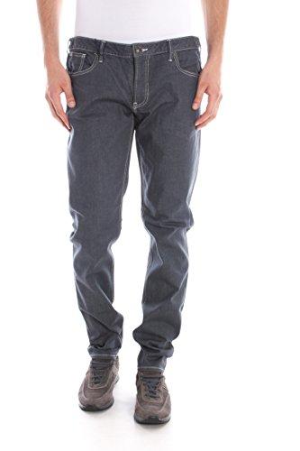 Armani Jeans J06 Slim Tapered Fit Jeans Gris - Gris