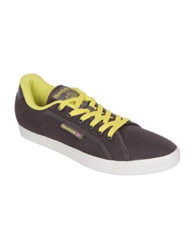 Reebok Classics Men's Ash Grey/Solar Green Sneakers - 10 UK/India (44.5 EU)(11...