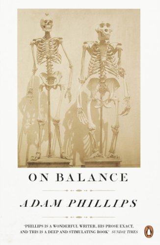 On Balance por Adam Phillips