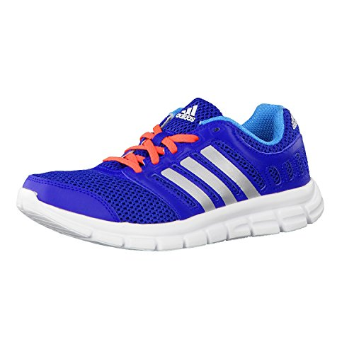 adidas Performance Kinder Fitnessschuhe blau/weiß