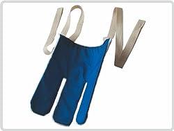 """Sockenanziehhilfe Strumpfanziehhilfe aus """"Frottee"""" mit 2 langen Zugbändern - Strumpfanziehilfe Strumpfanzieher Sockenanzieher"""
