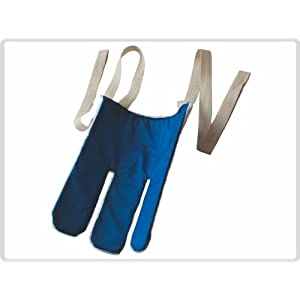 """Sockenanziehhilfe Strumpfanziehhilfe aus """"Frottee"""" mit 2 langen Zugbändern – Strumpfanziehilfe Strumpfanzieher Sockenanzieher"""