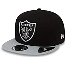 ddfa1f6a45 A NEW ERA Era Contrast Team 9Fifty Snapback Cap ~ Oakland Raiders