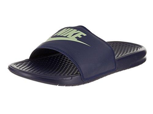 Nike Benassi JDI de Hombre, Playa y Piscina Sandalias, Color, Talla 45 EU D(M)
