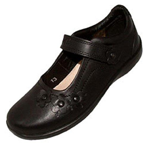 Buckle My Shoe , Sandales Compensées fille Noir