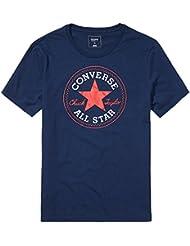 Converse  - Camiseta de hombre core chuck patch