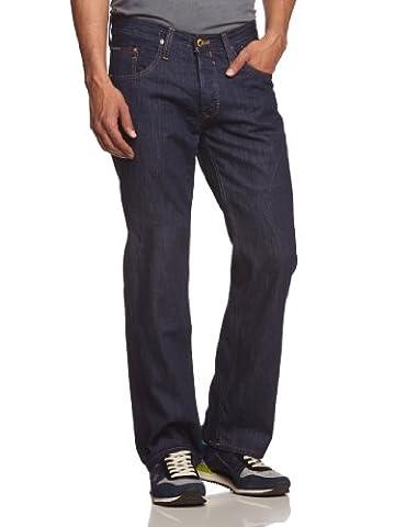 Hilfiger Denim Herren Relaxed Jeans Wilson MRW 1957823830, Gr. W32/L36, Blau (906 Michigan Raw)