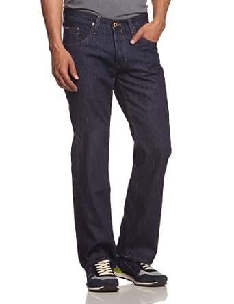 Hilfiger Denim Herren Relaxed Jeans Wilson MRW 1957823830, Gr. W28/L32, Blau (906 Michigan Raw)