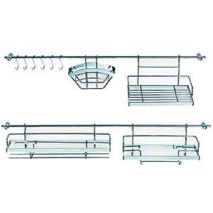 ordnungssystem f r die k che k chenleiste k chenhelfer. Black Bedroom Furniture Sets. Home Design Ideas