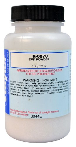 Taylor R-0870-j .25lb Dpd Powder Reagent