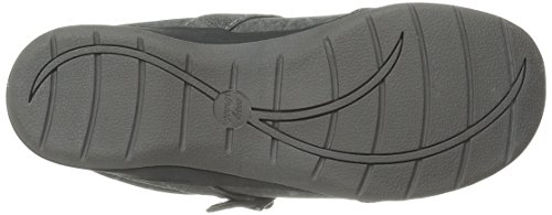 Easy Street Comet étroit Synthétique Mules Grey