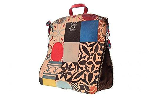 Gabs Donna Borse A Zaino Luigia Print Vela G000060t1 X0085 S0308 Maioliche