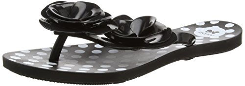 Zaxy - Fresh Bloom, Sandali Donna Black (black)