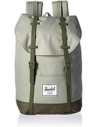 Herschel Retreat Backpack Rucksack 43 cm, shadow/beetle rubber