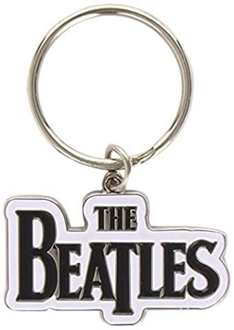 The Beatles Box - Drop t logo (keychain