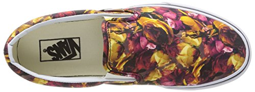 Vans U Classic Slip-On Digi Floral Sneaker Basse, Donna Multicolore (Digi Floral/Multi/True White)