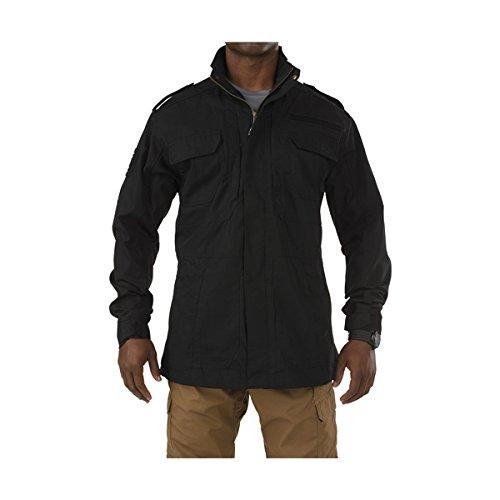 5.11 Herren Taclite M-65 Jacke TDU Khaki Größe L (Tactical Herren-uniform 5.11)