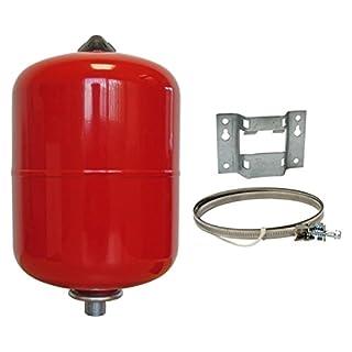 Altecnic (ERES) 8 Litre Heating Expansion Vessel & Bracket