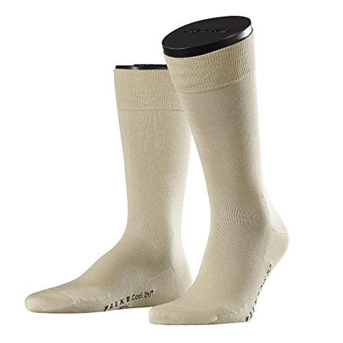 Preisvergleich Produktbild Falke City Herren Socken Cool 24 / 7 2er Pack,  Größe:47 / 48;Farbe:sand (4320)