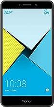 "Honor 6X Smartphone da 5,5 "" FHD, 4G LTE, Dual SIM, Kirin 655 Octa-core, 32 GB ROM, 3 GB RAM, Dual Camera 12 Megapixel, Android, Grigio"