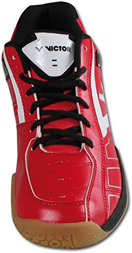 VICTOR badmintonschuh a310 sH-red Rouge - Rouge