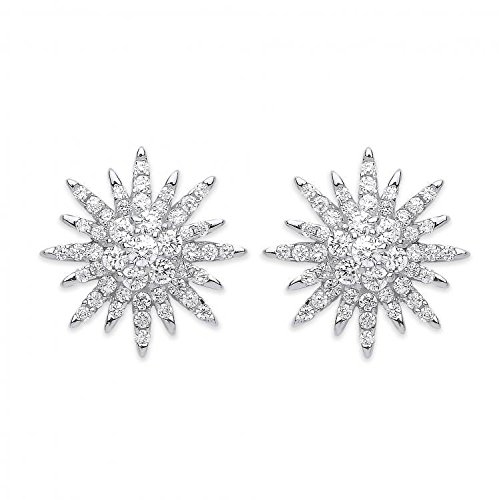 jqs-sterling-silver-micro-pave-cz-starburst-cluster-stud-earrings-12x12mm-wt-23g