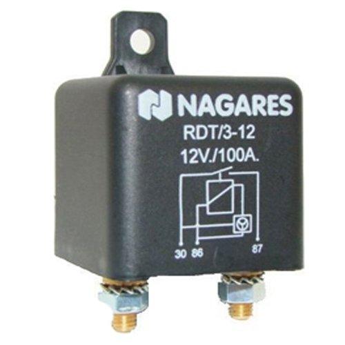 Nagares RDT/3-12 Relé, corriente de trabajo
