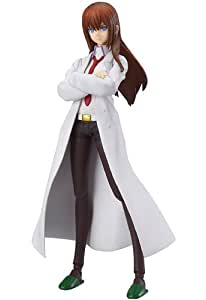 Max Factory - Steins Gate figurine Figma Kurisu Makise White Coat Ver. 14 cm