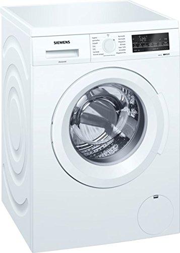 Siemens WU14Q420 Waschmaschine / A+++ / 8kg / 1400 UpM / Nachlegefunktion / varioPerfect / iQdrive-Motor
