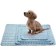 urijk alfombra de refrigeración para perros refrescante colchón perro matelat coche en COOLCORE auto-refroidissant
