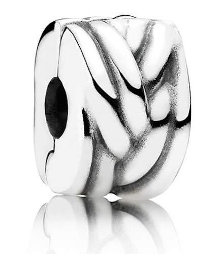 Pandora Charm Clip Geflochten Silber 791774 791774