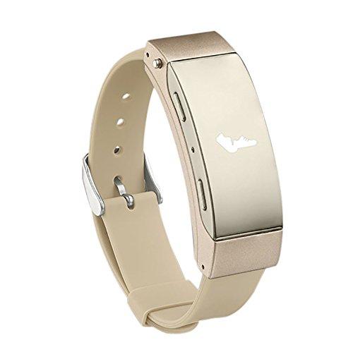 OPAKY Blutsauerstoffdruck-Herzfrequenz-Messgerät Pedometer Smart Watch Bluetooth-Kopfhörer für Kinder, Damen, Männer