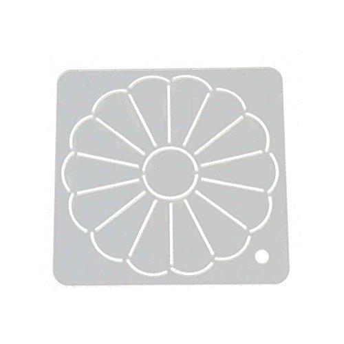 Sunlera Patchwork Werkzeuge Presser Linien Vorlage Acryl Sticken Vorlage Werkzeuge