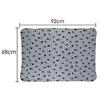 DIGIFLEX 3 X Grandes Couvertures En Molleton Souple Pour Animaux Domestiques