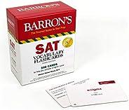 SAT Vocabulary Flashcards (Barron's Test P