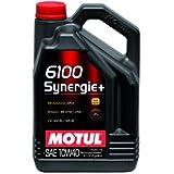 Motul - 6100 synergie+ 10w40 4l