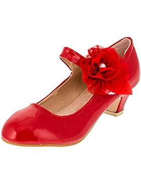 Cherine Zapatos de Vestir Para Niña