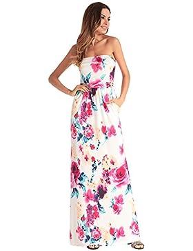 Moda Vestido | Vestido para mujer Europeos y Americanos impreso vestidos vestidos | Una falda larga con unas vacaciones...