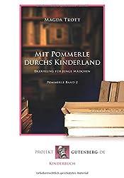 Mit Pommerle durchs Kinderland: Band 2 der Pommerle-Serie