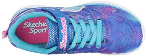 Laufschuhe M�dchen, farbe Blau , marke SKECHERS, modell Laufschuhe M�dchen SKECHERS 81337L Blau Blau
