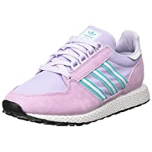adidas Forest Grove W, Women's Sneaker, Clear Lilac/Dash Grey/Hi/Res Aqua, 6 UK (39 1/3 EU)