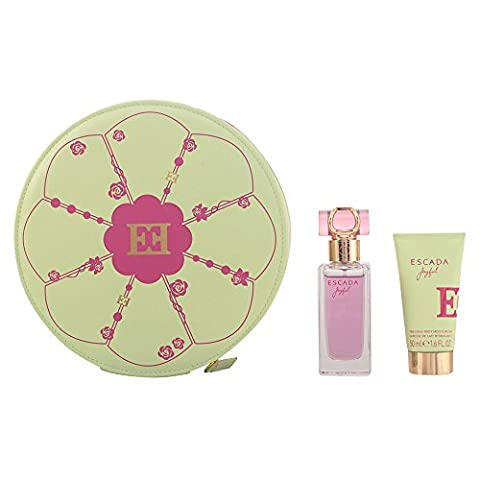 Escada Joyful Eau de Perfume Spray and Body Lotion Gift Set