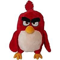 Red Pajaro Rojo 30cm Muñeco Peluche Pelicula Video Juego Angry Birds Red Bird 30cm Original Rovio