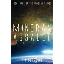 Mineran Assault: Volume 3 (Mineran Series)